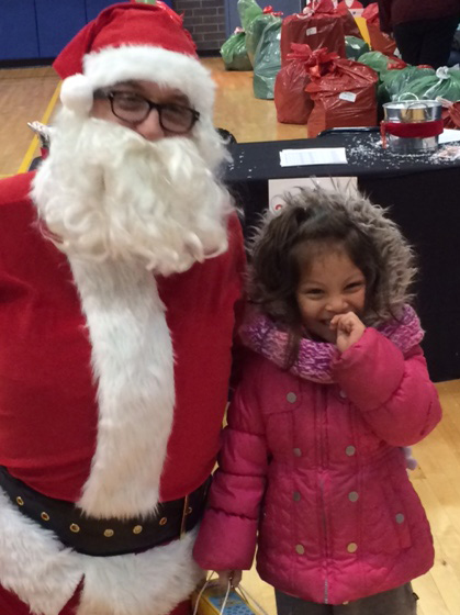 giggling-with-santa