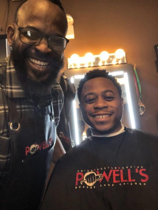 Meet Sunni  The Englewood Barber Who Helps Our Young